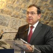 Photo 45 of 57 - وزير الطاقة المصري في في مؤتمر الجغرافية السياسية والطاقة في الشرق الأوسط