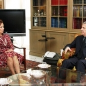 Photo 17 of 18 - Meeting with Former Minister Nayla Moawad 26052011