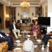 Photo 16 of 18 - Meeting with Minister Nayla Moawad 26052011