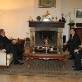 Photo 46 of 62 - Ambassadeur de Roumanie 14012014