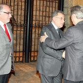 Photo 72 of 110 - President Fouad Siniora and Minister Mohammad Chatah 26022013