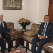 Photo 4 of 14 - tunisian ambassador  1/7/2020