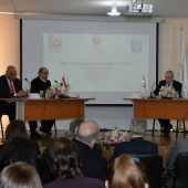 Photo 15 of 57 -  ندوة الانهيار الإجتماعي والسياسي في لبنان وشروط النهوض