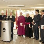Photo 7 of 18 - Delegation Episcopale Americaine 28022012