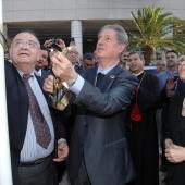 Photo 108 of 152 - Former Pr.Amine Gemayel Inaugurates the Cheikh Pierre Ge (3)