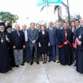 Photo 109 of 152 - Former Pr.Amine Gemayel Inaugurates the Cheikh Pierre Gemaye
