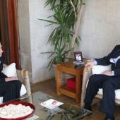 Photo 91 of 152 - Former Pr.Amine Gemayel Meets British Ambassador