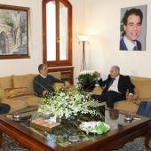Photo 92 of 152 - Former Pr.Amine Gemayel Meets Dr.Wadih El-Hajj
