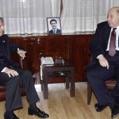 Photo 94 of 152 - Former Pr.Amine Gemayel Meets Egyptian Ambassador