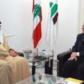 Photo 135 of 152 - Former Pr.Amine Gemayel Meets Emirates Ambassador