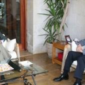 Photo 137 of 152 - Former Pr.Amine Gemayel Meets European Ambassador Patrick La