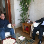 Photo 139 of 152 - Former Pr.Amine Gemayel Meets Former MP.Fares Souaid