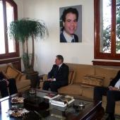 Photo 150 of 152 - Former Pr.Amine Gemayel Meets Holland Ambassador