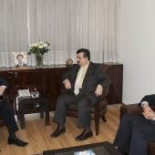 Photo 133 of 152 - Former Pr.Amine Gemayel Meets Iraqi Ambassador