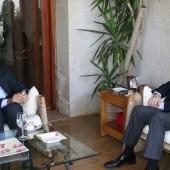Photo 117 of 152 - Former Pr.Amine Gemayel Meets Italiam Ambassador