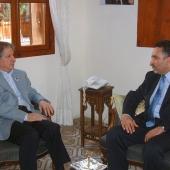 Photo 152 of 152 - Former Pr.Amine Gemayel Meets MP.Chant Zanzanian