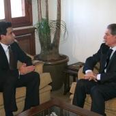 Photo 23 of 152 - Former Pr.Amine Gemayel Meets MP.Oukab Saker