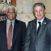 Photo 4 of 152 - Former Pr.Amine Gemayel Meets Qatar Minister of Energy Abdal