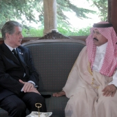 Photo 6 of 152 - Former Pr.Amine Gemayel Meets Saudi Ambassador