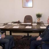 Photo 7 of 152 - Former Pr.Amine Gemayel Meets Spain Ambassador