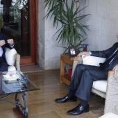Photo 10 of 152 - Former Pr.Amine Gemayel Meets Swiss Ambassador