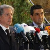 Photo 111 of 152 - Former Pr.Amine Gemayel Meets a Delegation From Tachnag  (1)