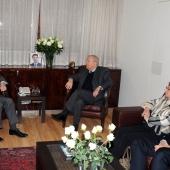 Photo 143 of 152 - Former Pr.Amine Gemayel meets French Ambassador (2)