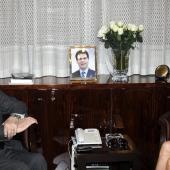 Photo 144 of 152 - Former Pr.Amine Gemayel meets German Ambassador