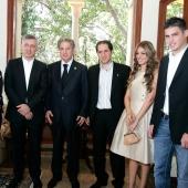 Photo 130 of 152 - Former Pr.Amine Gemayel meets Minister Sleiman Frangieh.3