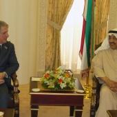 Photo 60 of 152 - Former Pr.Minister Amine Gemayel Meets Koweity House Speaker