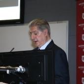 Photo 28 of 57 - الرئيس الجميّل محاضرا في جامعة وسترن -سيدني 2/4/2019