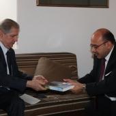 Photo 16 of 57 - الرئيس الجميّل يلتقي سفير الأردن 24/9/2020