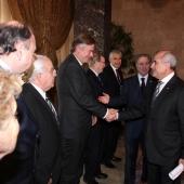 Photo 17 of 18 - Comité IDC chez Président Sleimane 27012012