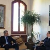 Photo 10 of 18 - Meeting with Ahmad El Assaad 07062011