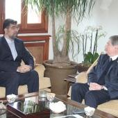 Photo 25 of 62 - Iranian Ambassador Ghdanfar Rokn Abadi 21022014