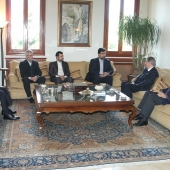 Photo 24 of 62 - Iranian Ambassador in Bikfaya 21022014