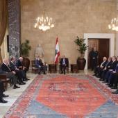 Photo 29 of 62 - Kataeb Delegation at Baabda 18032014