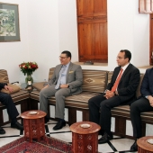 Photo 38 of 57 - Egyptian Ambassador  yasser Alwi 13/12/2019