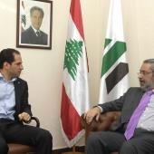 Photo 58 of 152 - MP.Sami Gemayel Meets MP.Agop Pakradounian