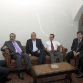 Photo 75 of 152 - MP.Sami Gemayel Meets a Delegation From Tachnag Party