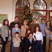 Photo 12 of 35 - Noel en famille 2004