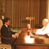 Photo 23 of 88 - Pope Jean paul II Vatican 23101984