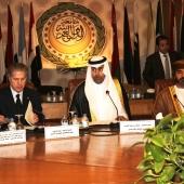 Photo 20 of 57 - الرئيس الجميّل مشاركا في أعمال القيادات العربية لتعزيز التضامن العربي ومواجهة التحديات