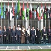 Photo 19 of 57 - الرئيس الجميّل مشاركا في أعمال القيادات العربية لتعزيز التضامن العربي ومواجهة التحديات
