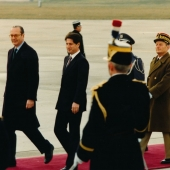 Photo 30 of 88 - Premier Ministre Jacques Chirac 1985