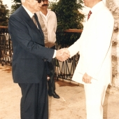 Photo 60 of 88 - President Camille Chamoun 11071987