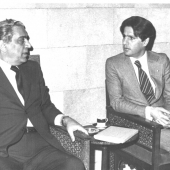 Photo 58 of 88 - President Elias Sarkis Septembre 1982