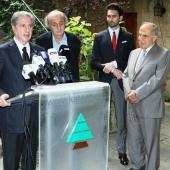 Photo 54 of 62 - President Gemayel et W Joumblat 18092014