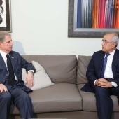 Photo 60 of 62 - President Michel Sleimane 07082014