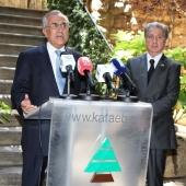 Photo 40 of 62 - President Michel Sleimane 14082014